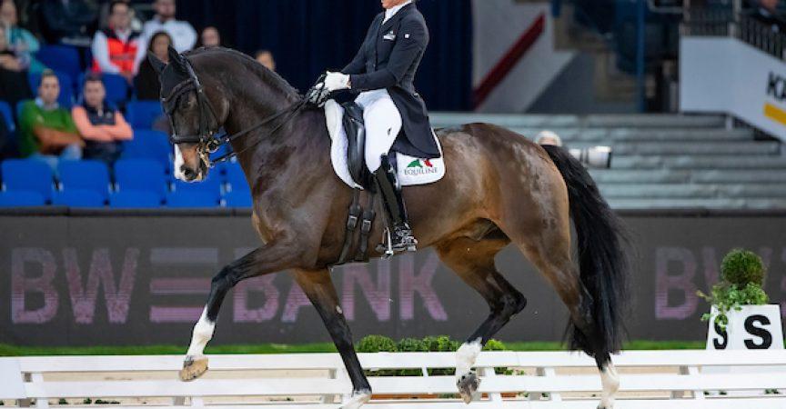 13 Amadeus Horse Indoors Erste Samstags Ergebnisse
