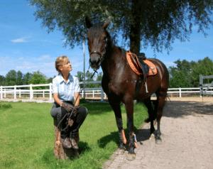 """Martina Kratzer leitet das Webinar """"Pferde erfolgreich vermarkten""""Foto: privat"""