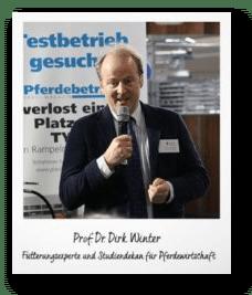 Erfolgreich züchten mit der richtigen Fütterung • Tipps von Prof. Dr. Dirk Winter