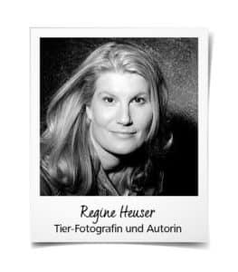 Referentin Regine Heuser ist Tierfotografin und Autorin. Foto: Katlen Bendel