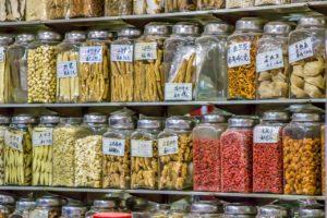 China ist bekannt für seine fantastische Kräutervielfalt.